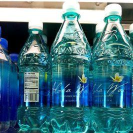 ハワイのワイキキにあるABCストアの一番安い水