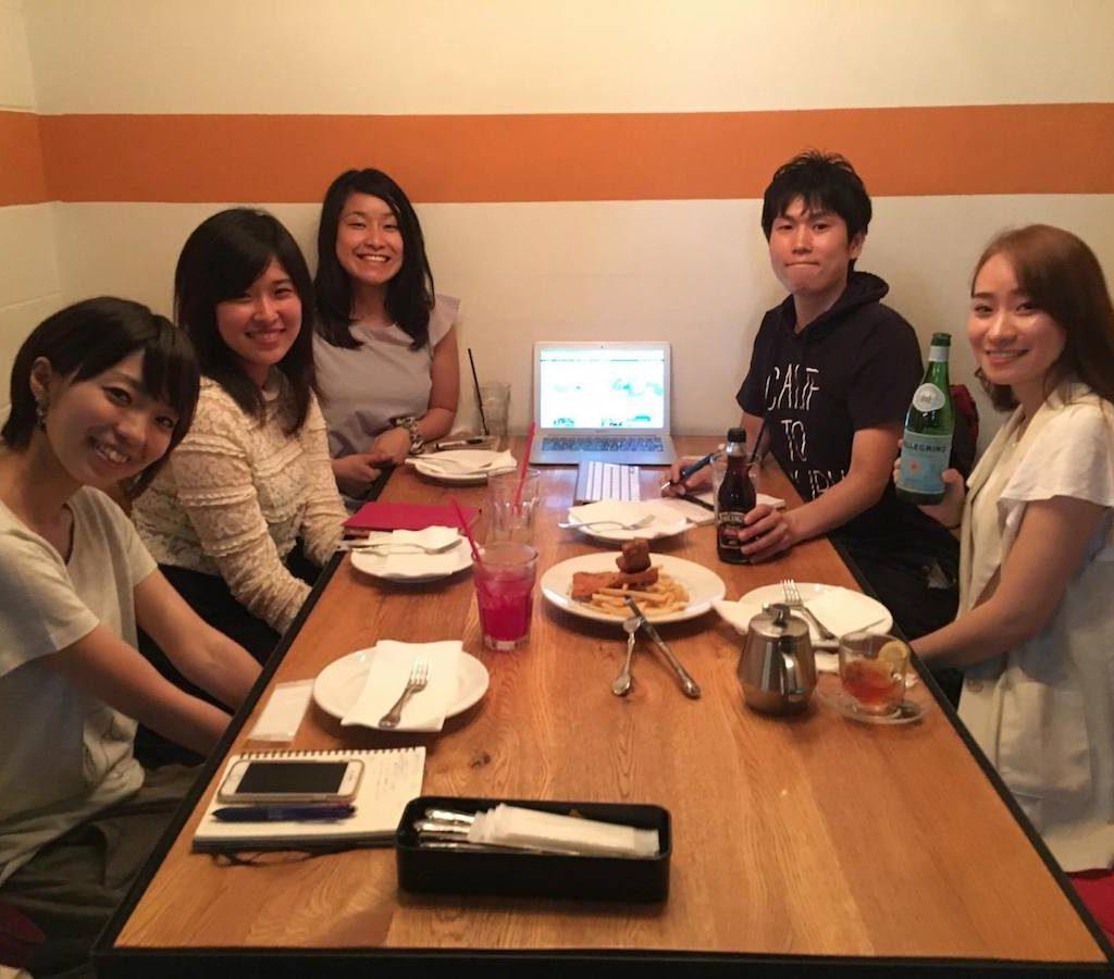 コンテンツ製作チームミーティング