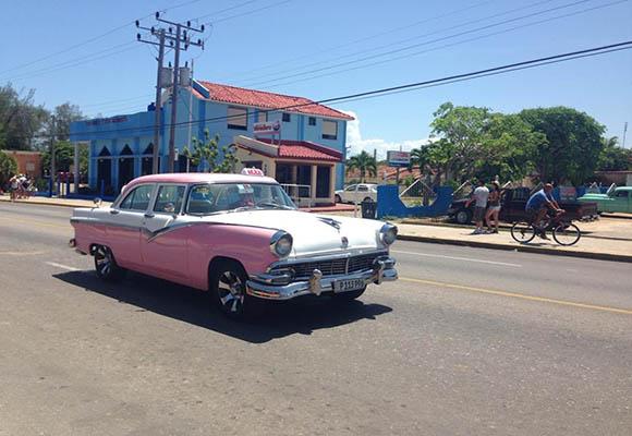 旅行で訪れたキューバ