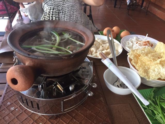カンボジア料理 チュナン・ダイ