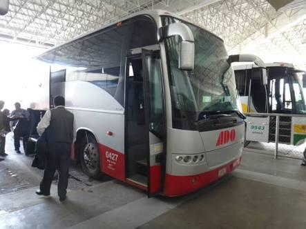 メキシコのバス