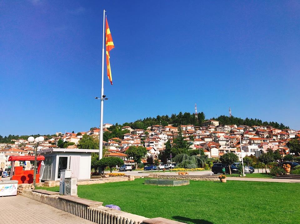 マケドニアの風景