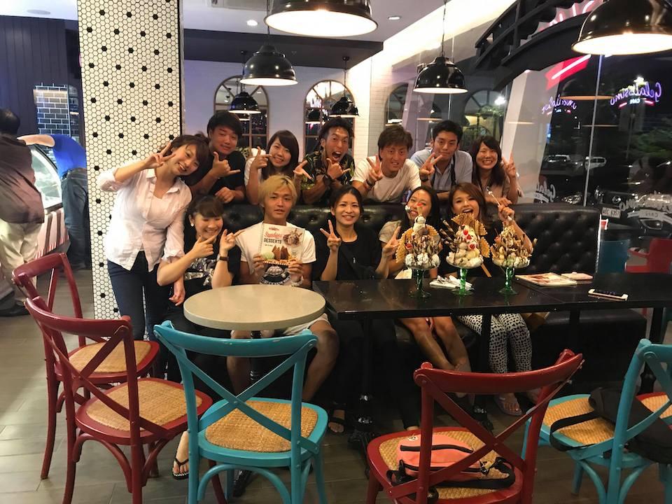 泉美さんとお友達